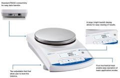 Fisherbrand™ Precision Balance, 4200g capacity with 0.01g readability, InCal