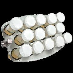 PRS-14, platform for 14 x 50 ml tubes