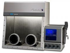 Protector Stainless Steel ULPA Filtered Glove Box, 208/230V, 50/60Hz, British (UK) Plug & Receptacle