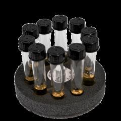 SV-10/10,  platform for 10 x 10 ml (12 mm) tubes