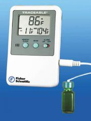 Fisherbrand™️ Traceable™️ Vaccine Refrigerator/Freezer Thermometer
