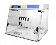 UVC/T-AR, DNA/RNA UV-Cleaner Box with inlet