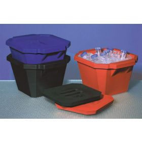 Fisherbrand™ Polyurethane Ice Bucket Red