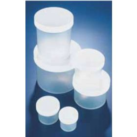 Fisherbrand Wide-Mouth Polypropylene Jars
