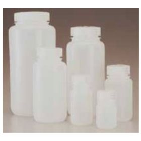 Fisherbrand Polypropylene Wide-Mouth Bottles