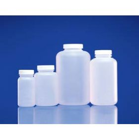Fisherbrand HDPE Wide-Mouth Round Bottles