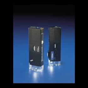 Fisher Scientific Illuminated Pocket Microscopes - LIGHTED POCKET MICROSCOPE 30X