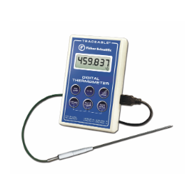 Fisher Scientific Traceable Platinum Ultra-Accurate Digital Thermometer