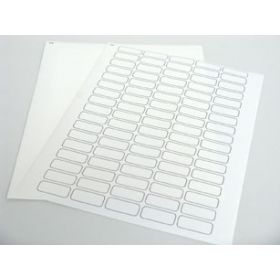 Fisherbrand Micryo Dots and Strips for Cryo Storage - Laser Printer Sheets