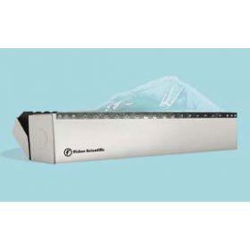 Fisherbrand Clear Plastic Wrap - PLASTIC WRAP 11.5INX100FT 2RL