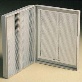 MICROSCOPE SLIDE BOX 25SL