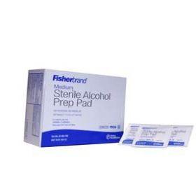 Fisherbrand Sterile Alcohol Prep Pads - FB ALC PREP PAD ST 2PLY 200/PK (HAZARDOUS)