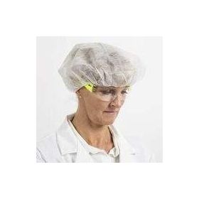 Fisherbrand Disposable Polypropylene Bouffant Cap