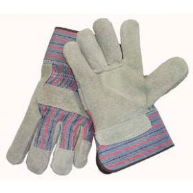 Fisherbrand Standard Leather Palm Gloves