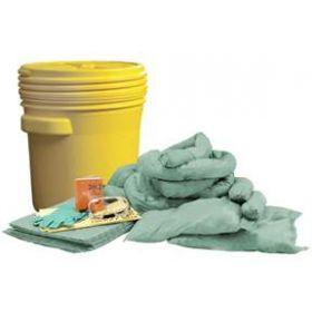 FisherBrand 17 gal. Chemical Spill Kit - FB 20 GAL CHEMICAL SPILL KIT
