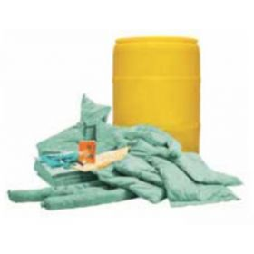 FisherBrand 38 gal. Chemical Spill Kit - FB 55 GAL CHEMICAL SPILL KIT