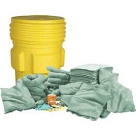 FisherBrand 75 gal. Chemical Spill Kit - FB 95 GAL CHEMICAL SPILL KIT
