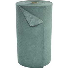 Fisherbrand Universal - All Purpose Dark Green Absorbent Rolls - FB ROLL, REC UNV, 30X200