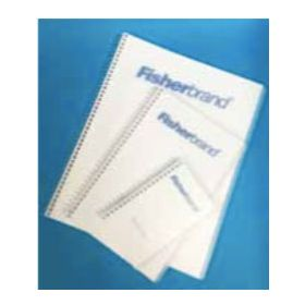 Fisherbrand Cleanroom Notebooks