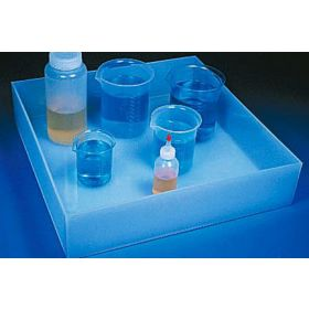 Fisherbrand Heavy Duty HDPE Lab Trays