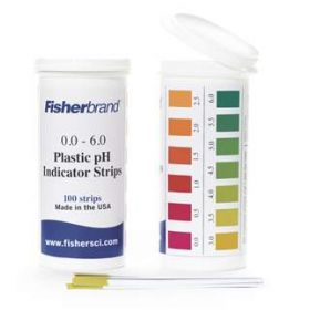 Fisherbrand Plastic pH Strips