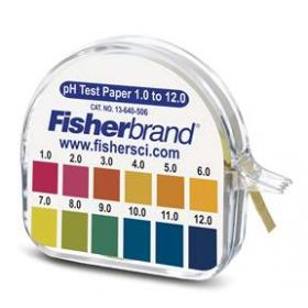 Fisherbrand pH Paper Rolls