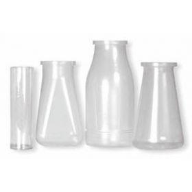Fisherbrand Stock Bottles - STOCK BTLS 6OZ SQ BTM 500/CS
