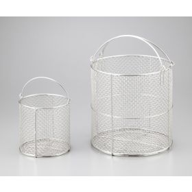 SUS Basket Round S