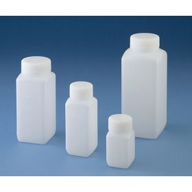JBottle Square/Wide  Naturalcolor500ml 1EA (MOQ: 100pcs/bx)