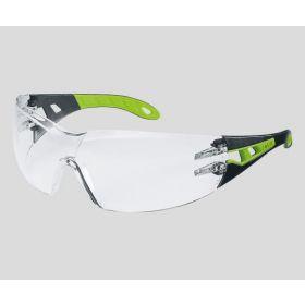Safety Glasses Pheos CB BLA/GRE (Black/Green)