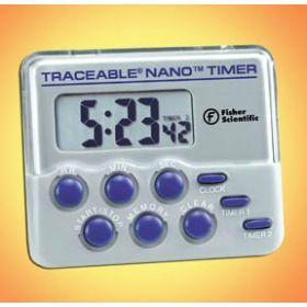 (5132)TIMER-DIGITAL,TRACEABLE NANO