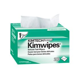 Kimtech Science Kimwipes EX-L Wipes, 11.4x21.6cm (280/pk)      (Est Del 3 wrk days)