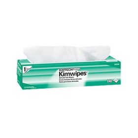 Kimtech Science Kimwipes EX-L Wipes, 37x42cm (15 Bx x 140s) (Est Del 3 wrk days)