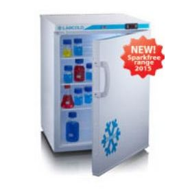 LABCOLD SPARKFREE FRIDGE 150 litres lockable