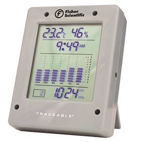 Traceable™ Digital Barometer and Accessories