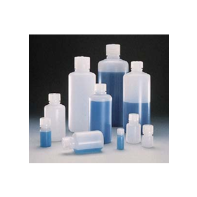 Thermo Scientific™ Nalgene™ Lab Quality Narrow-Mouth Bottles;HDPE, PP screw closure