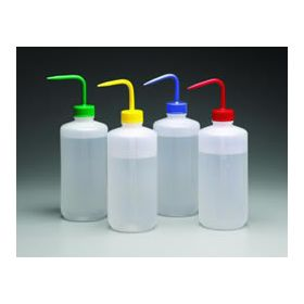 Thermo Scientific™ Nalgene™ Color-Coded Wash Bottles; LDPE bottle, PP screw closure/stem and draw tube