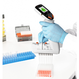 E1-ClipTip™ Electronic Adjustable Tip Spacing Multichannel Equalizer Pipettes