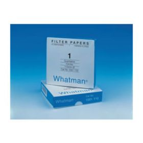 GE Healthcare Whatman™ Qualitative Filter Paper: Grade 1 Circles (Pack of 100)