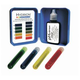 Micro Essential Lab Hydrion™ One Drop Concentrated Indicator Solution Kit