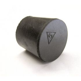 Fisherbrand™ Solid Rubber Stoppers