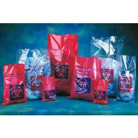 Fisherbrand™ Polyethylene Biohazard Autoclave Bags (PE)