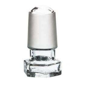 Eisco™ Hollow Glass Hexagonal Stoppers