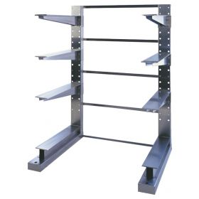 Thermo Scientific™ Shandon™ AN-70 Mortuary Rack, 4 tiers, 48.4 in. (123.0cm), For No. 82618 or 82619 Trays