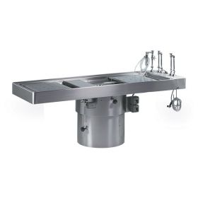 Thermo Scientific™ Shandon™ LM-10 Downdraft Autopsy Table, with disposal, 110-120V, 60/Hz