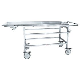 Thermo Scientific™ Shandon™ AN-49-RT Transportable Autopsy Table with Roller Tray, Standard Autopsy Table with Roller Tray