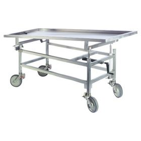 Thermo Scientific™ Shandon™ AN-49-EL Transportable Autopsy Table with Elevation, Standard Elevating Autopsy Table