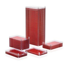 Thermo Scientific™ Nunc™ Cell Factory™ Systems, 4 trays, 2528cm2 area, 800mL volume
