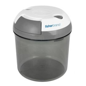 Fisherbrand™ Circular Bottom Desi-Vac™ Container Desiccators with Vacuum Pump, 600mL