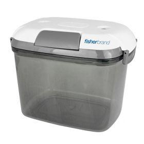 Fisherbrand™ Rectangular Desi-Vac™ Container Desiccators